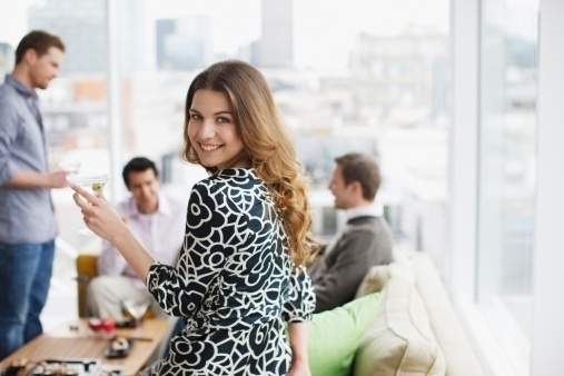 party - How To Attract Men With The Right Social Circle