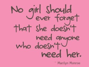 anyone e1610159311538 - No Girl Should EVER Forget