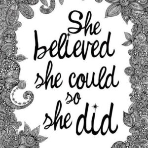 believe - Look out!