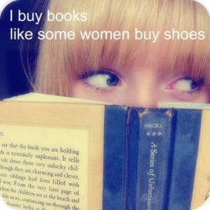 booksbuy - Which are you.. Books or Shoes