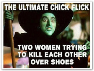 shoes - Wizard of Oz is the ULTIMATE Chick Flick