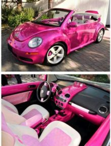 barbiecar - Ultimate Girl Car