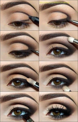 eyemake - Create Perfect Smoky Eye Look in 5 Steps