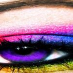 electric rainbow - Do you Wear Makeup Everyday?
